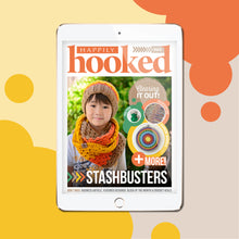 Load image into Gallery viewer, Happily Hooked Digital Issue 60 - Stashbusters