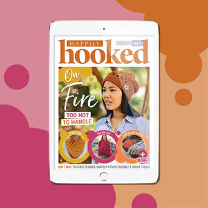 Happily Hooked Digital Issue 67 - Festive Fall
