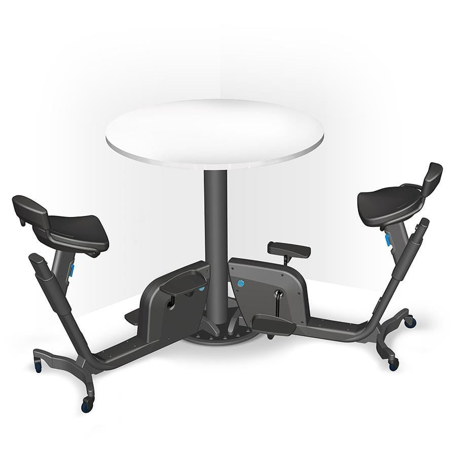 Lifespan Fitness Lifespan Duo Bike Table Bike Desk