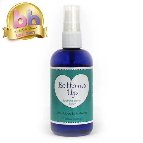 Bottoms Up - Soothing Bottom Spray