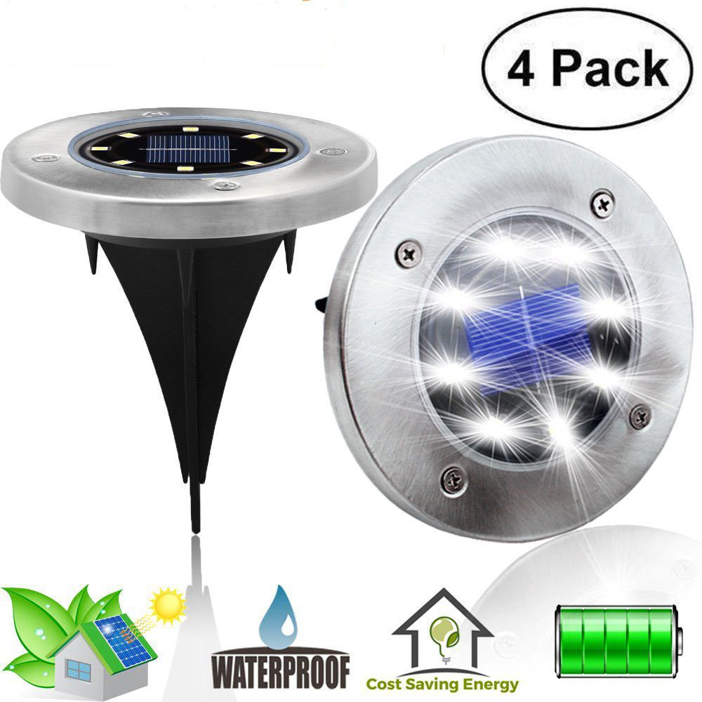 LED Solar Garden Lights Outdoor