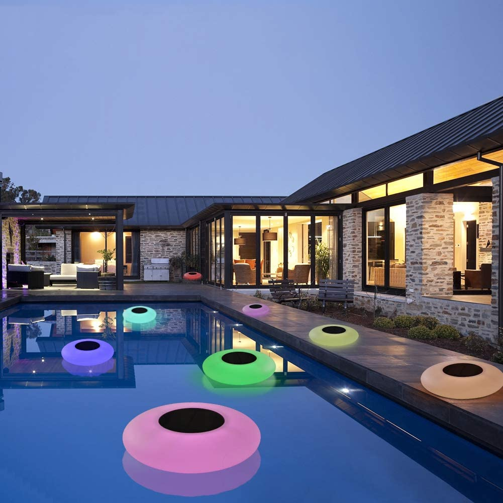 Solar Floating Pool Led Light