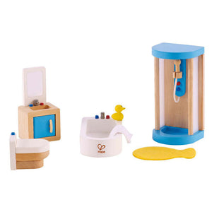 Hape Wooden bathroom set
