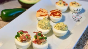 4 Delicious Instant Pot Deviled Egg Recipes