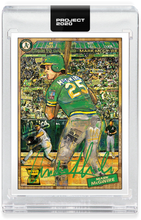 Load image into Gallery viewer, Andrew Thiele Mark McGwire Autograph - Value Meal Tier