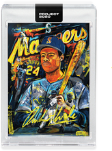Load image into Gallery viewer, Andrew Thiele Ken Griffey Jr. Autograph - Entry Level Tier