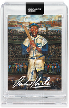 Load image into Gallery viewer, Andrew Thiele Jackie Robinson Autograph - Entry Level Tier