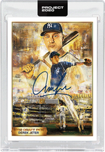 Load image into Gallery viewer, Andrew Thiele Derek Jeter Autograph - Entry Level Tier