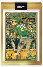 Load image into Gallery viewer, Andrew Thiele Mark McGwire Autograph - Happy Meal Tier