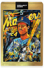 Load image into Gallery viewer, Andrew Thiele Ken Griffey Jr. Autograph - Gold Level Tier