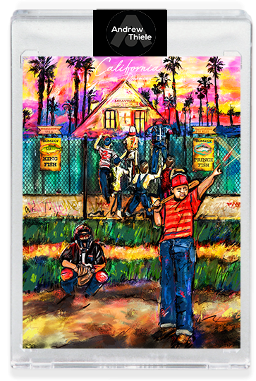 California Dreaming - Heritage Card