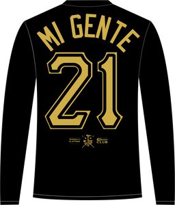 Mi Gente - Long Sleeve Shirt