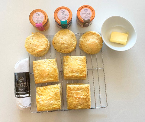 Homemade Biscuits Ingredients and Recipe: