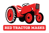 Red Tractor Masks