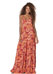 Be Abundance <br>Hula Coverup Dress