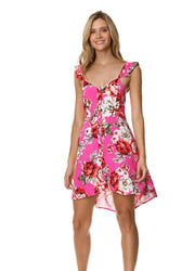 Spring Bloom Pattaya <br>Coverup Dress