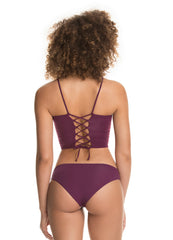 Vintage Grape <br>Bikini Set