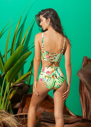 Cruzeiro High Waist <br>Bikini set
