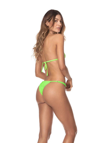 Limeade Green <br>Edge Bikini Set