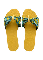 You St Tropez <br>Yellow Havaianas