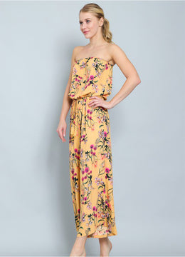 Yellow <br>Jumpsuit