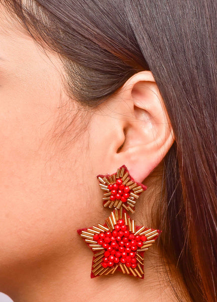 Maxi Star <br>Earrings