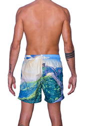 The Great Wall <br>Swim trunk