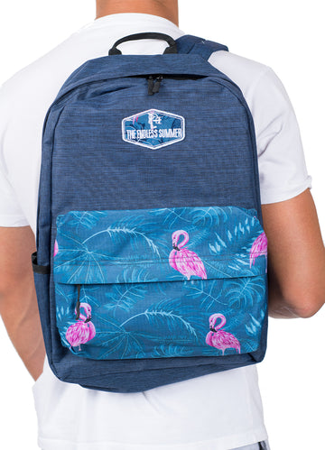 Flamingo <br>Backpack