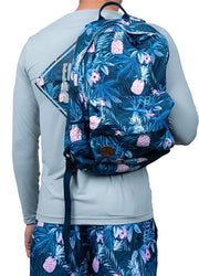 Tropical Pineapple Backpack