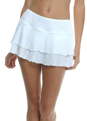 Snow Lambada <br>Coverup Skirt