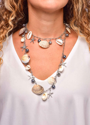 Shell <br>Necklace