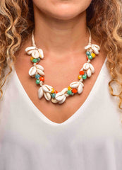 Natural Shell <br>Necklace