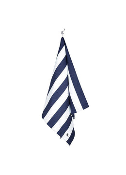 Cabana Beach <br>Navy Towel