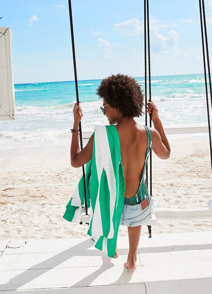 Cabana Beach <br>Green Towel