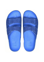 Trancoso <br>Royal Blue Sandals