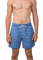Nautical icons <br>Swim trunk