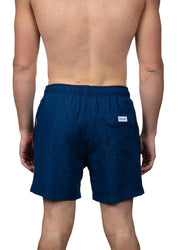 Magic Sailboat <br>Navy Swim trunk