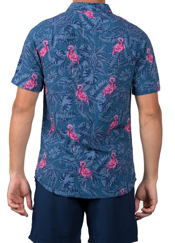 Flamingo <br>Shirt