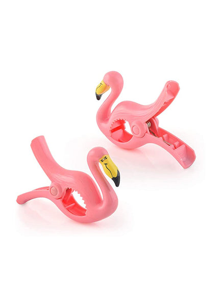 Flamingo <br>Towel Clip