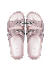 Lambada <br>Rose Gold Sandals