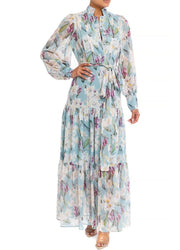 Spring Bloom <br>Maxi Dress