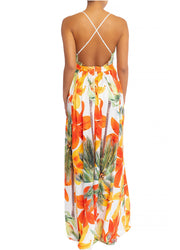 Miami Summer <br>Maxi Dress