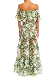 Palm Leaves <br>Skirt Set
