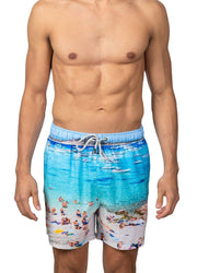 Beach <br>Swim trunk