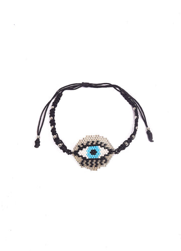 Evil Eye <br>Adjustable Bracelet