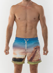 Chichen Itza <br>Swim trunk