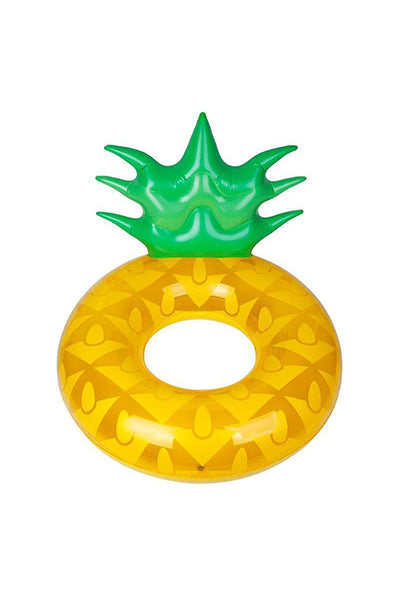 Pool Ring <br>Pineapple Float