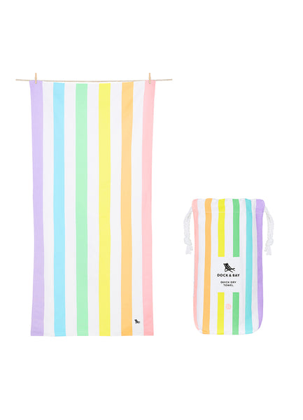 Summer Beach <br>Unicorn Towel