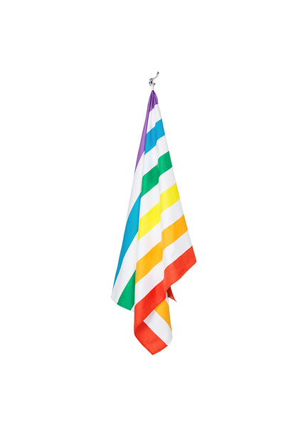 Summer Beach <br>Rainbow Towel