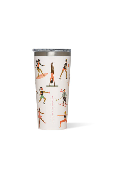 Rifle Paper Co. <br>Sports Girls Tumbler 16 oz